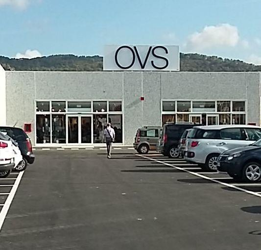 Nuovo punto vendita OVS a Carbonia (SU)